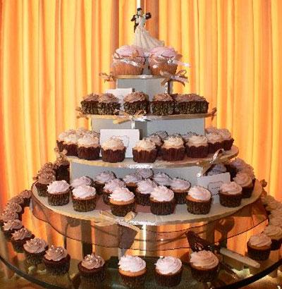Tier-Cupcakes